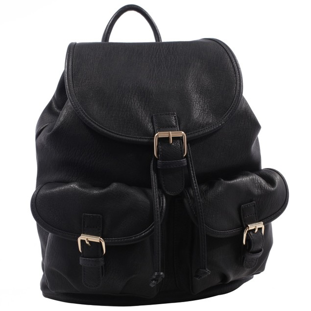 MKF Collection Mikayla Trendy Backpack by Mia K.