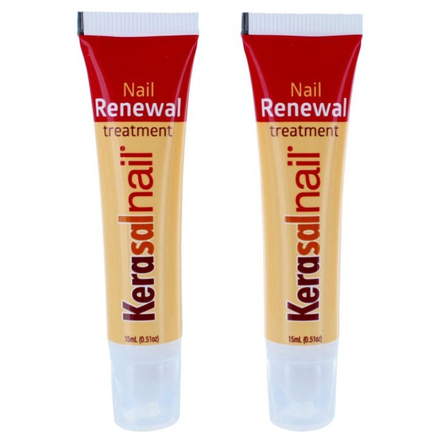 2-Pack Kerasal Nail Fungal Renewal Treatment (30mL) - Tanga