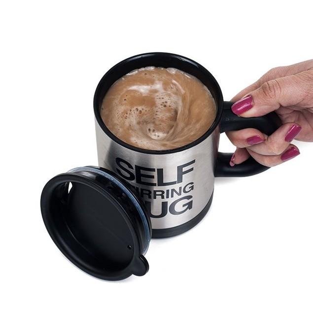 Chef Buddy Self Stirring Coffee Hot Chocolate