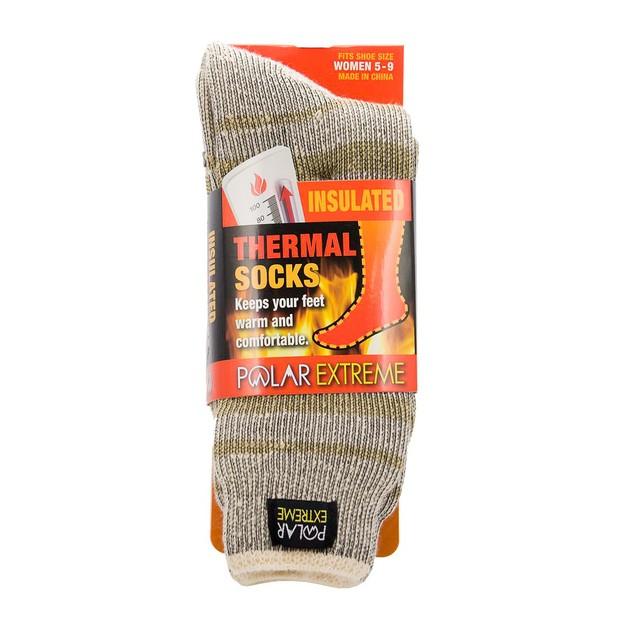 4 Pack Polar Extreme Thermal Unisex Socks Tanga