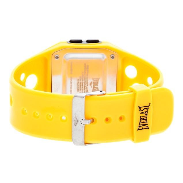 Everlast Digital Watch - Yellow