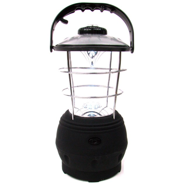 12 LED Camping Lantern - No Batteries Required