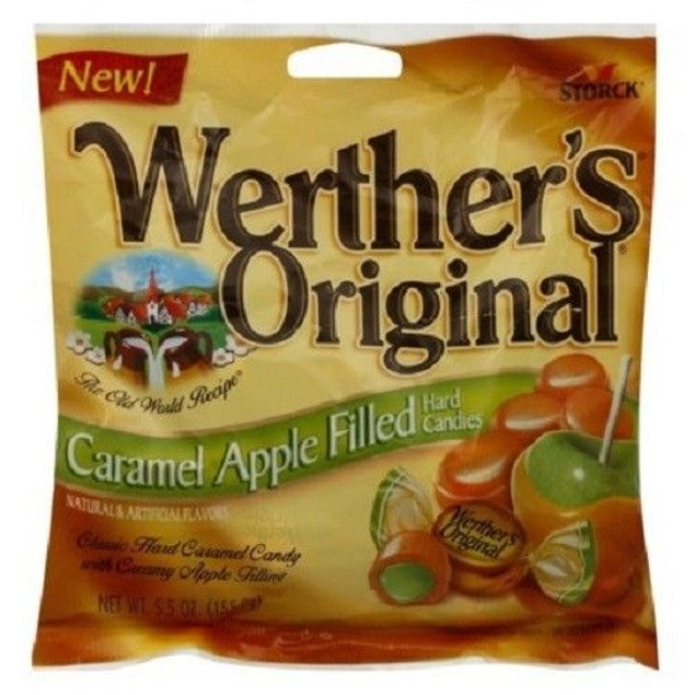 Werther's Original Caramel Apple Filled Hard Candy