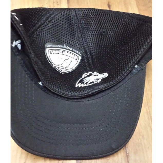 """Northern Illinois Huskies NCAA TOW """"Fairway"""" Stretch Fitted Hat New"""