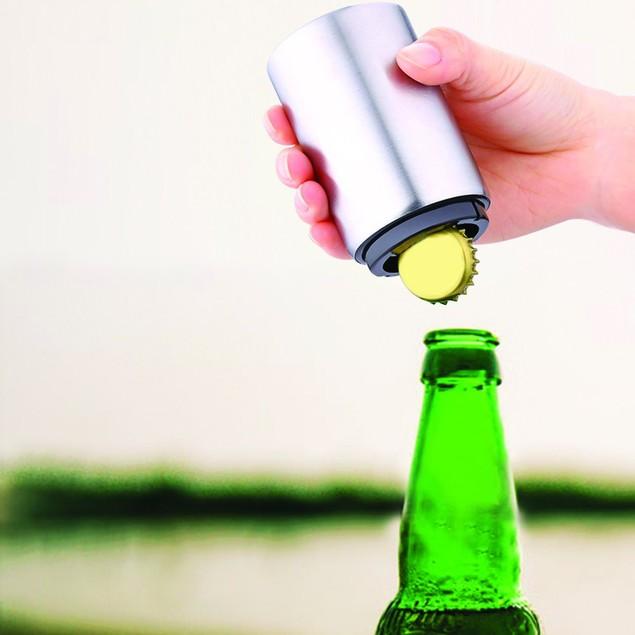 Stainless Steel Magnetic Bottle Opener