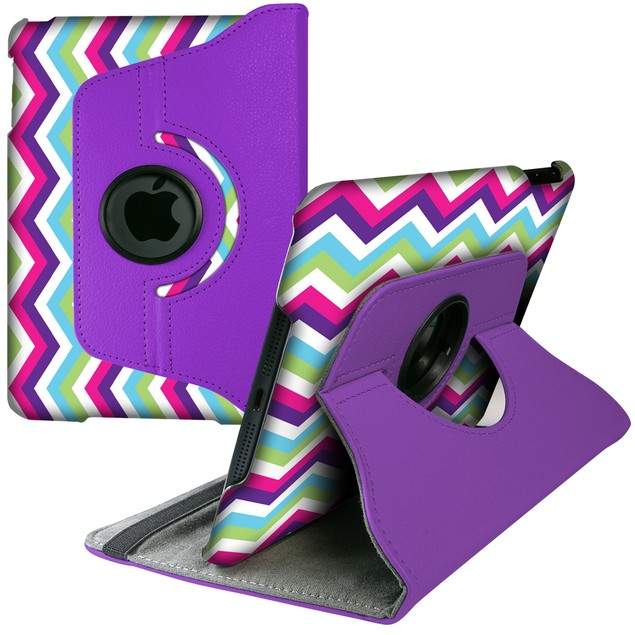 iCover 360 Folio Case/Stand For iPad 2/3/4, Air & Mini