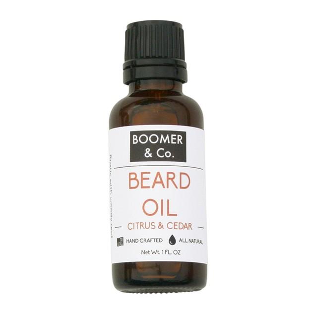 Citrus & Cedar Beard Oil
