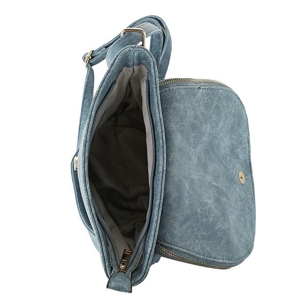 MKF Collection Mena Crossbody Bag by Mia K.