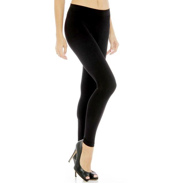 Women's Fleece Leggings- 2 Pack