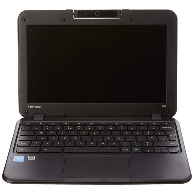"Lenovo 11.6"" N21 Chromebook (4GB RAM, Intel 2.16 GHz, 16GB SSD) - Grade B"