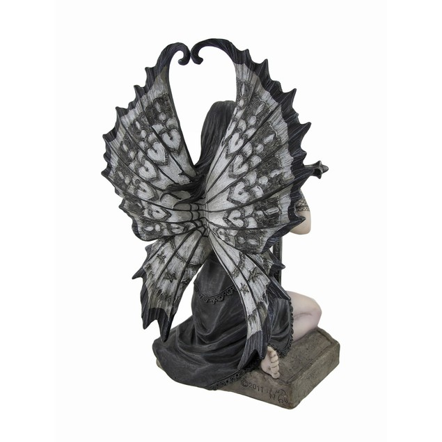 Anne Stokes Lost Love Mourning Gothic Fairy Statues