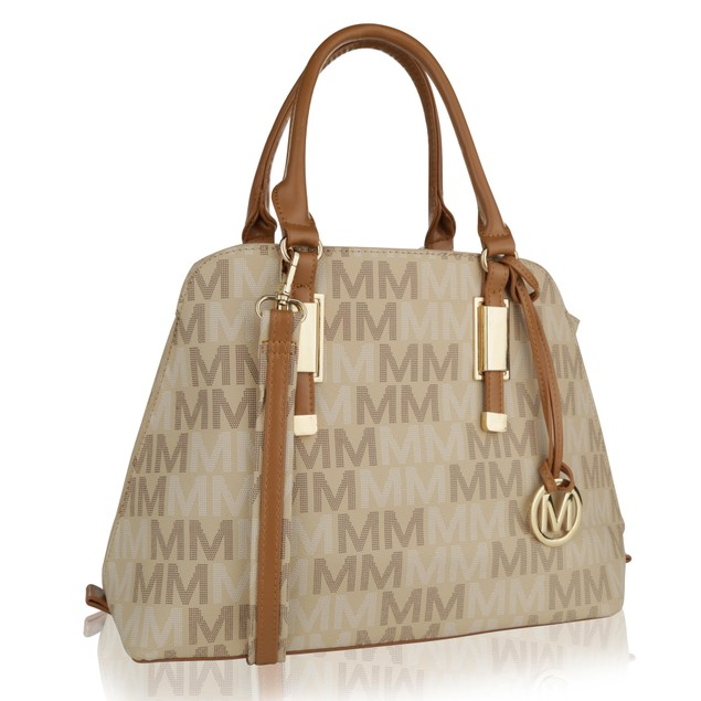 MKF Collections Jaleah M Signature Satchel by Mia K.