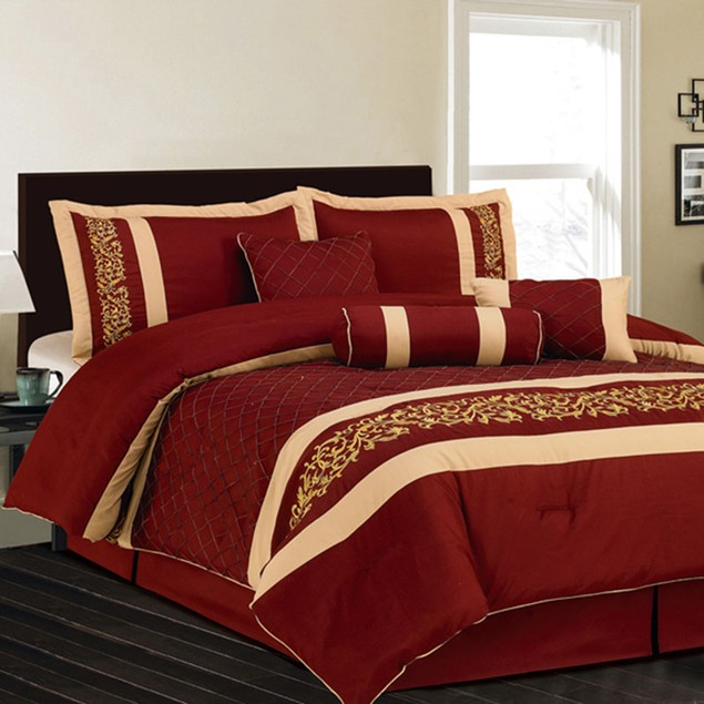 7-Piece Soho Hotel Comforter Set