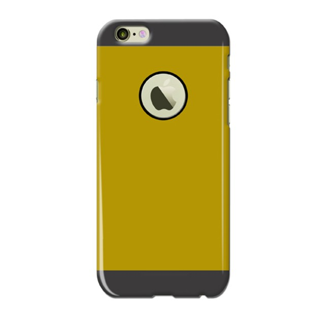 2-Pack: Slim Profile Cases for iPhone 6 or 6 Plus - Color Block