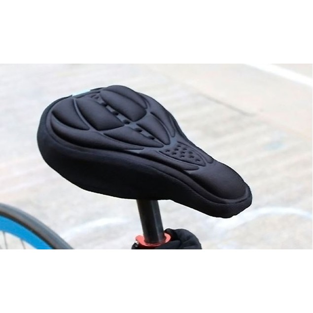 3D Comfort Saddle Cushion Bicycle Seat Cover