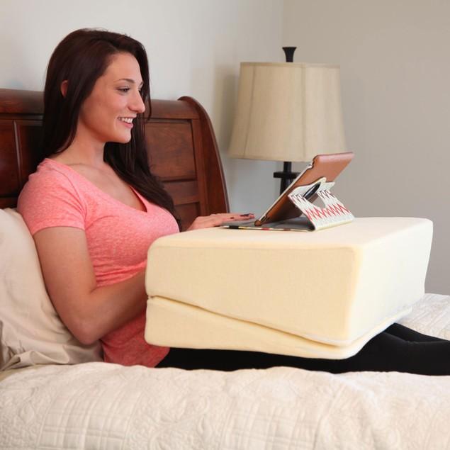 Remedy Natural Pedic Folding Wedge Pillow