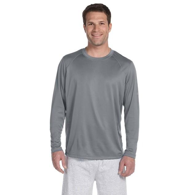 New Balance Mens Performance Long Sleeve Active T-Shirt