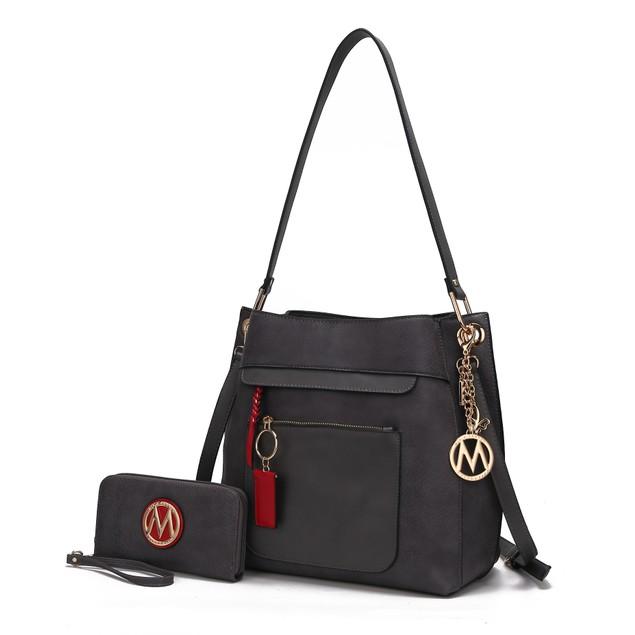 MKF Collection Shivani Hobo Bag by Mia K.