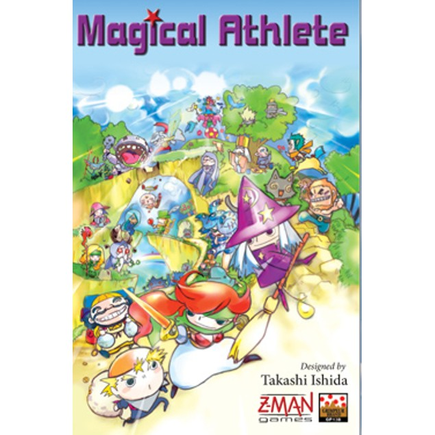 Magical Athlete the Game