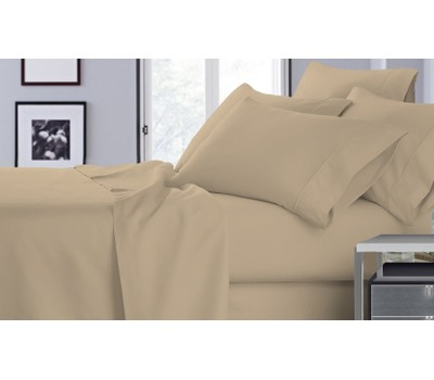 Copper Infused Deep Pockets Luxurious Sheet Sets (4 or 6-Piece) Was: $59.99 Now: $26.99.