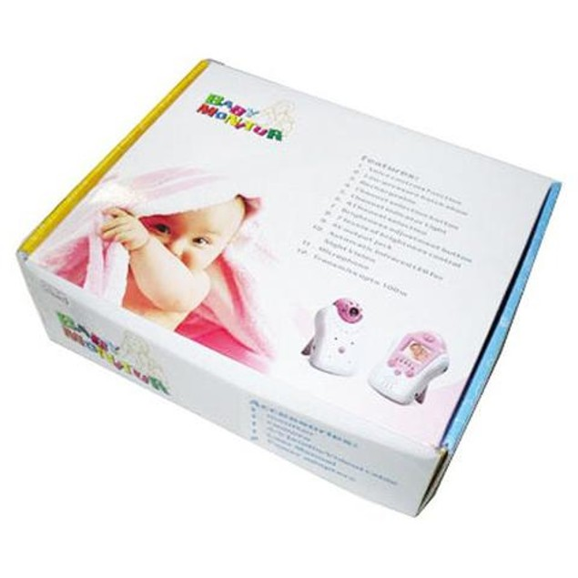 iPM Digital Portable Flower Baby Monitors