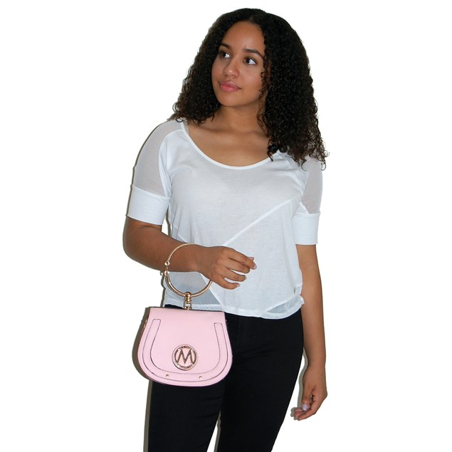 MKF Collection Celine Unique Crossbody Handbag by Mia K Farrow