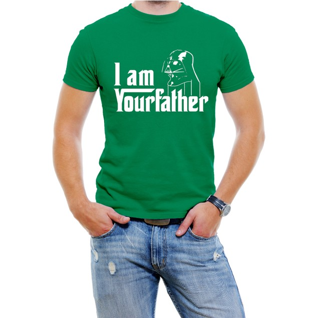 """I Am Your Father"" Funny Men T-Shirt"