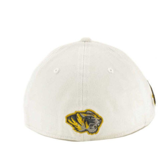 """Missouri Tigers NCAA TOW """"Molten"""" Stretch Fitted Hat"""