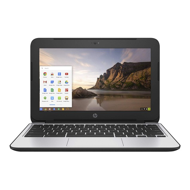 "HP 11.6"" Chromebook 11 G4 (Intel 2.16 GHz, 2GB RAM, 16GB SSD)"