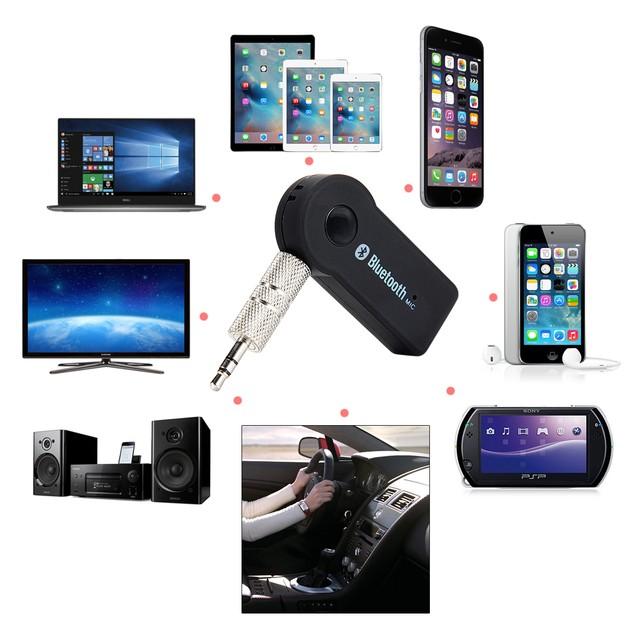 Bluetooth Wireless Audio Receiver