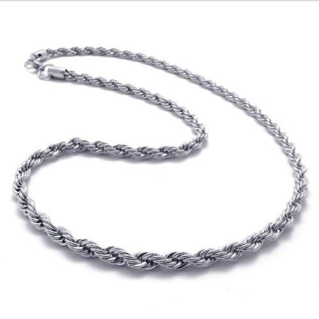 Stainless steel popcorn chain