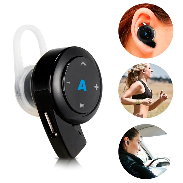 Abco Tech Mini Bluetooth Headphones