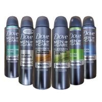 Deals on 6-Pack Dove Men+Care Dry Spray Antiperspirant Deodorant 150 ML