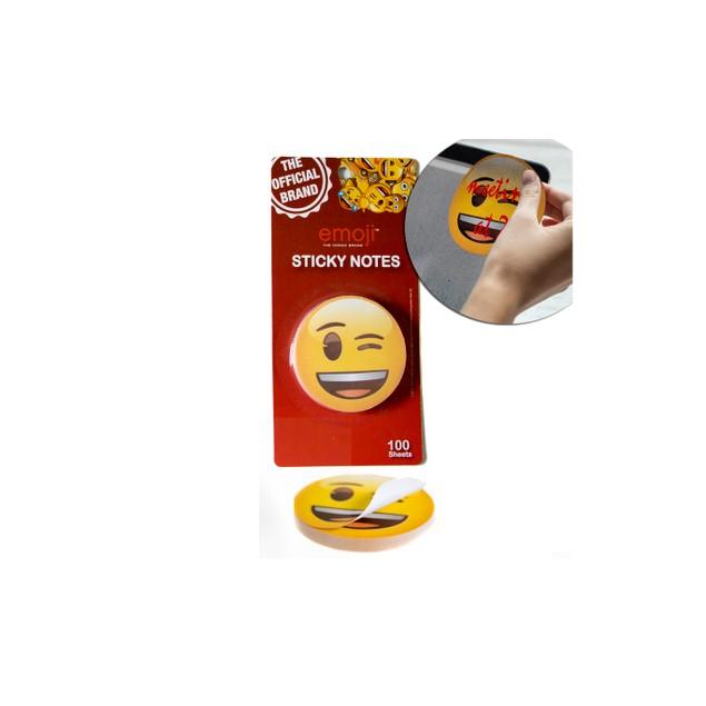 Emoji Sticky Notes 100 Sheets