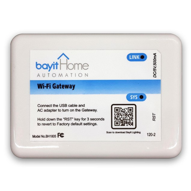 Bayit Home Automation Wireless LED Starter Kit