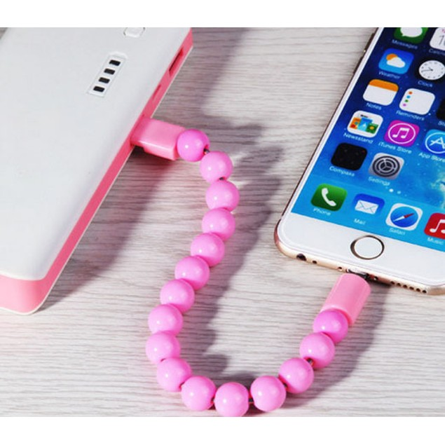 iPhone Fashion Bracelet Charger