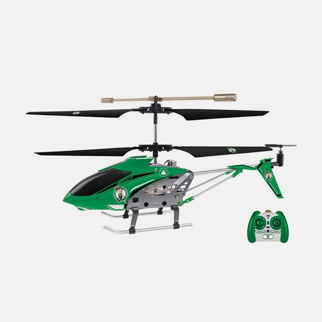 NBA Licensed Boston Celtics RC Helicopter