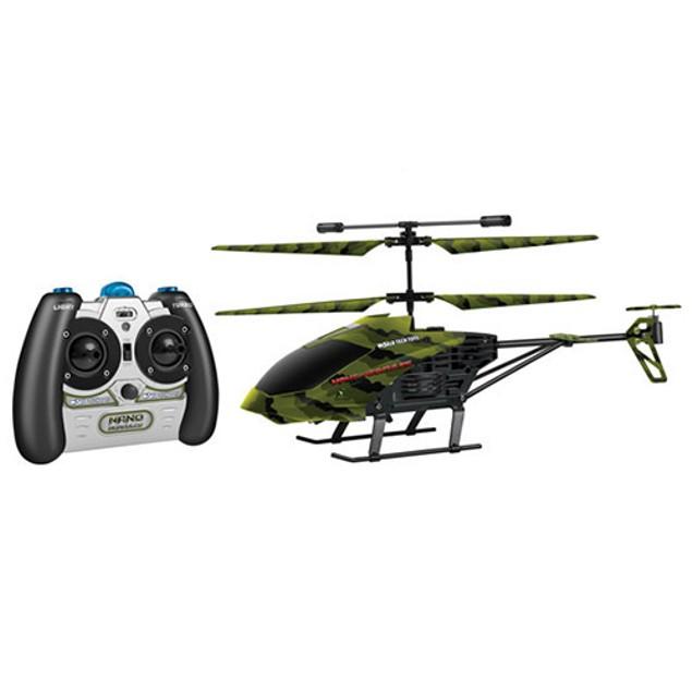 3.5 Ch Camo Nano Hercules IR UNBREAKABLE Gyro Helicopter