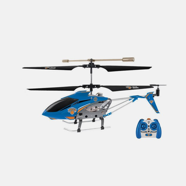 NBA NY Knicks Team RC Helicopter