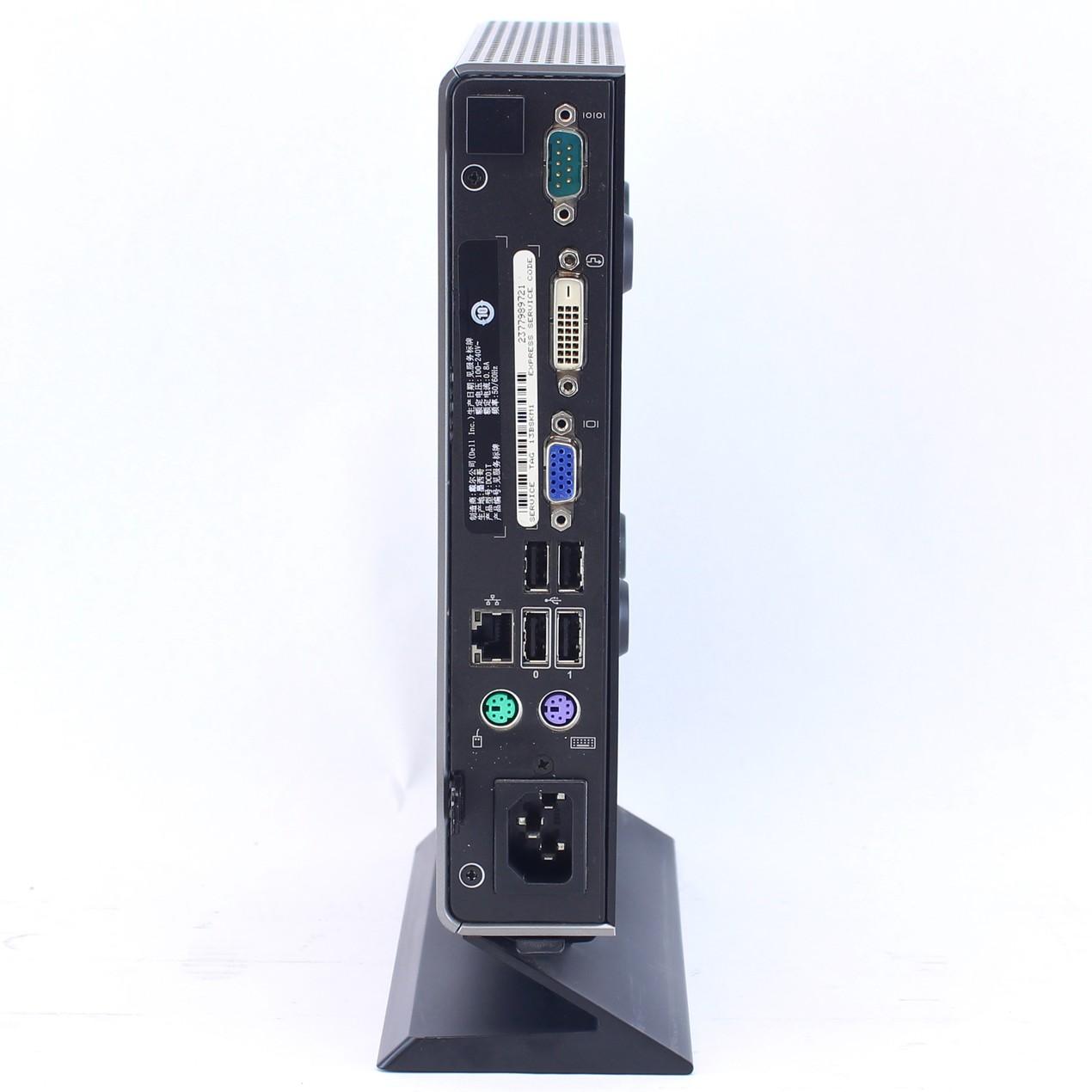 Dell Optiplex 160 Tiny Desktop, 4GB RAM, 160GB HDD, Win 10