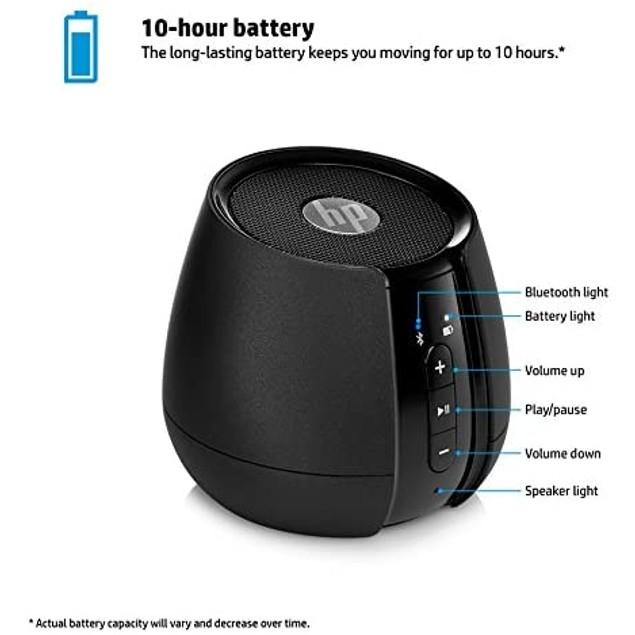 HP S6500 Wireless Speaker (Black)
