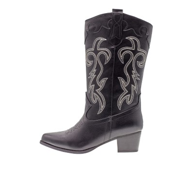 Canyon Trails Women's Embroidered Western Rodeo Cowboy Boots Was: $69.99 Now: $33.99.