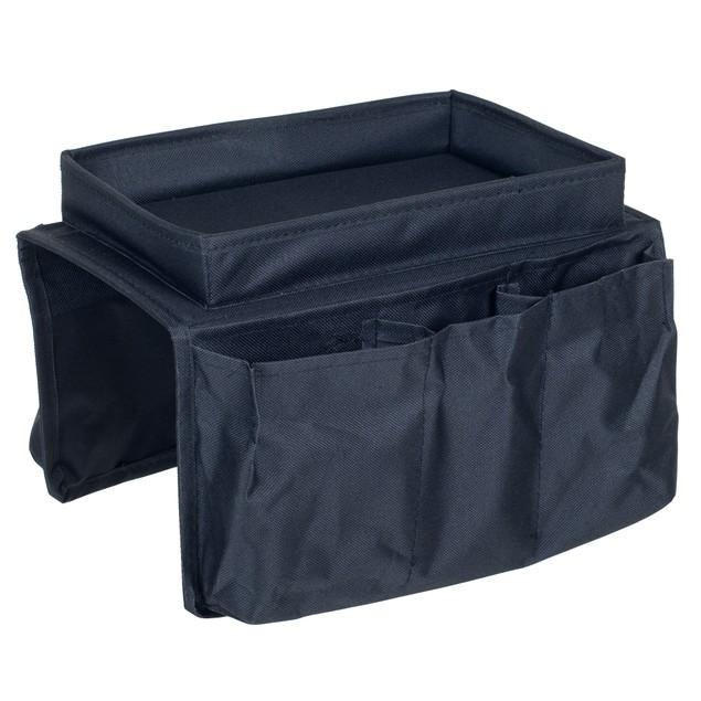 6 Pocket Arm Rest Organizer w/ Table-Top