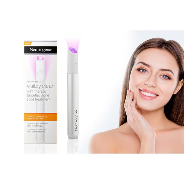 Neutrogena Visibly Clear Light Therapy Targeted Acne Spot Treatment