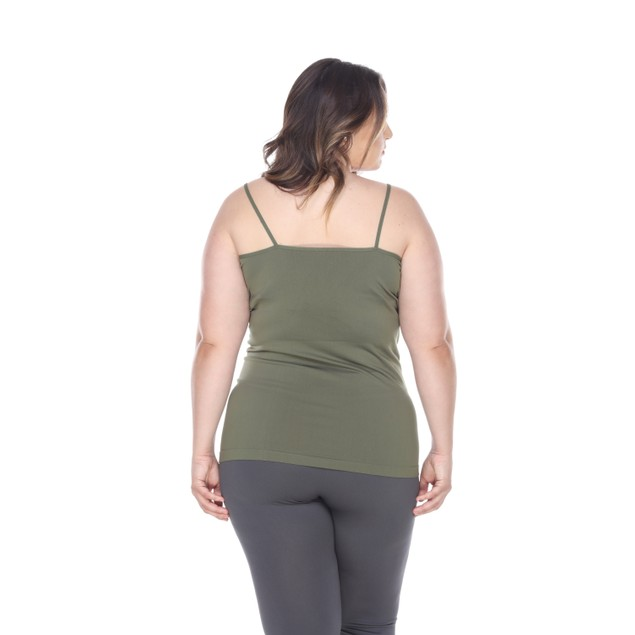Plus Size Tank Top