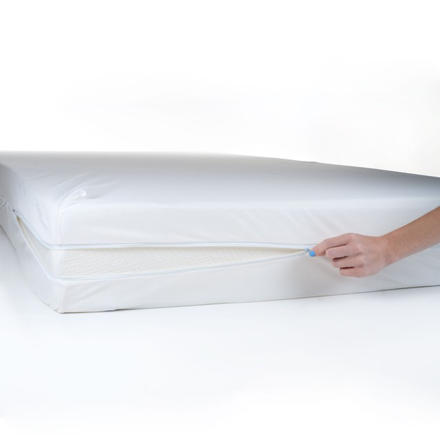TXL Bed Bug & Dust Mite Mattress & Pillow Protector Set