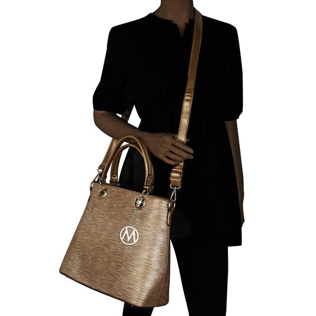 MKF Collection Diana Designer Handbag by Mia K