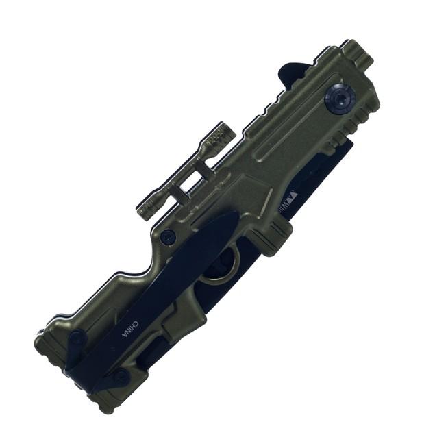 Whetstone Sniper Rifle Style Knife