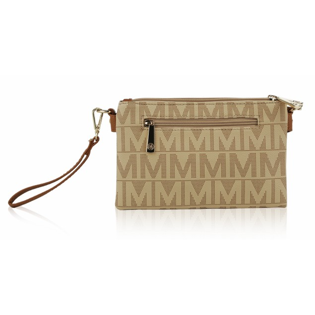 MKF Collection Caprice M Signature Cross-body Bag by Mia K. Farrow