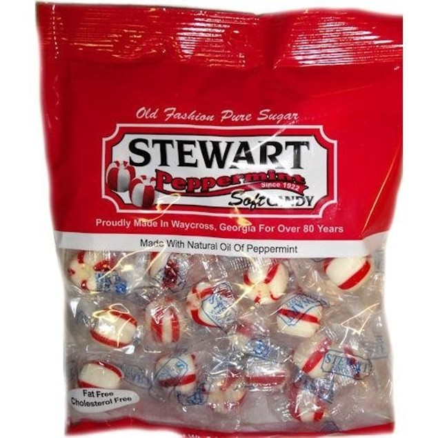 Stewart Peppermint Soft Candy